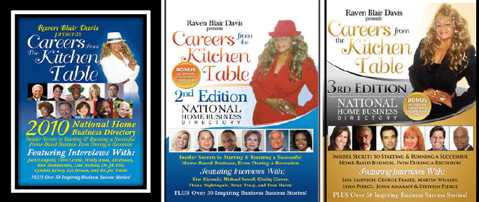 Careers From the Kitchen Table Editions